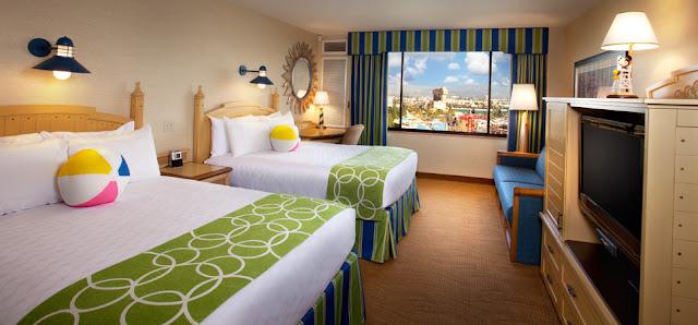 Hoteles Disneylandia