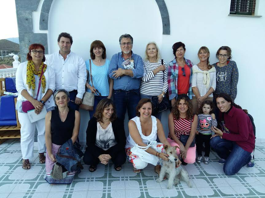 Encuentro con Mariano Gimeno Machetti