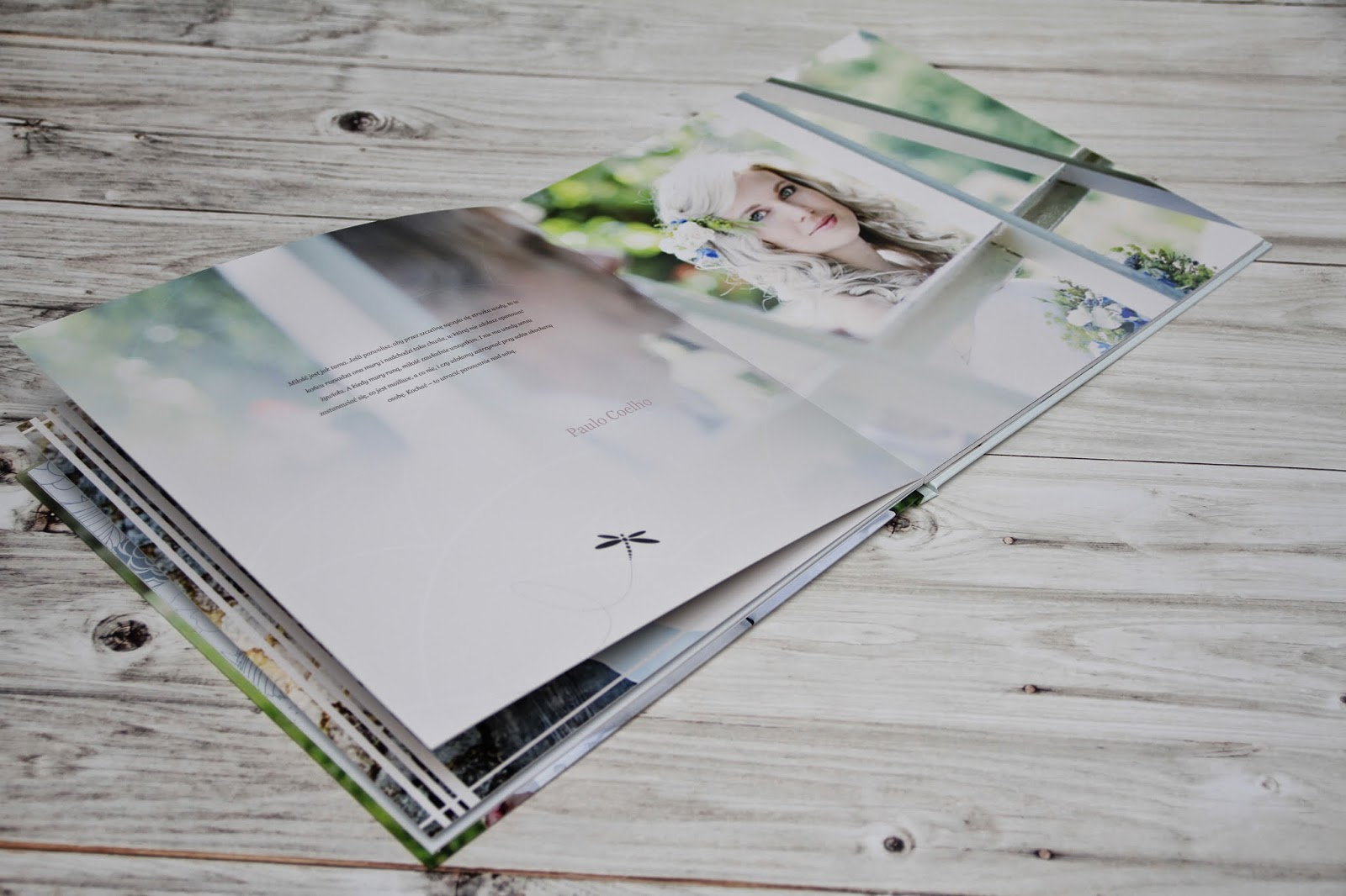 Fotoksiążka - grube, twarde karty albumowe