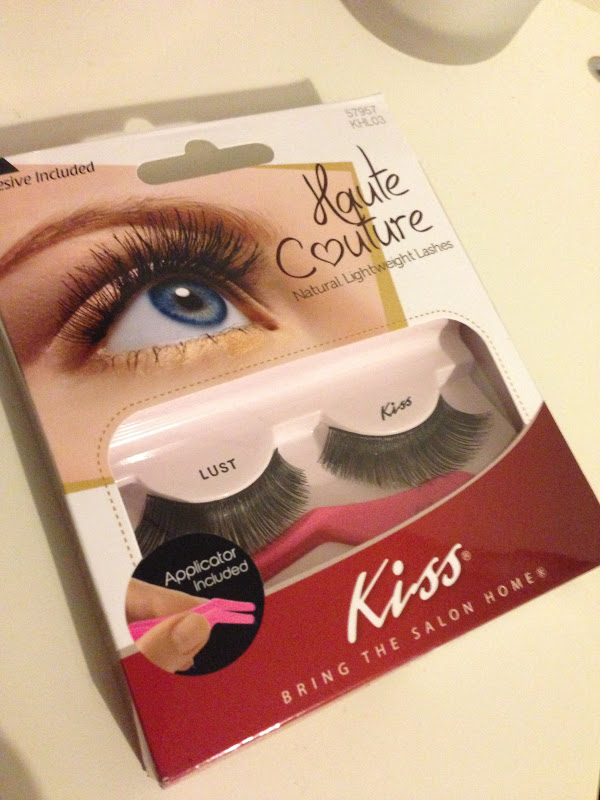 Kiss Haute Couture Eyelashes Confessions Of A Beauty Addict