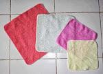 Jual bahan handuk untuk souvenir towel cake/souvenir handuk