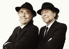 Serrat y Sabina, dos cantautores que llenan estadios
