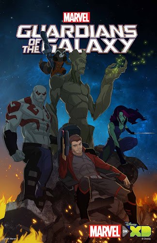 Guardians of the Galaxy Temporada 1 (Web-DL 720p Ingles Subtitulada) (2015)