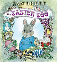 Preschool egg books and activities for April