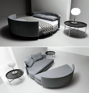 Desain tempat tidur unik - kabarunik