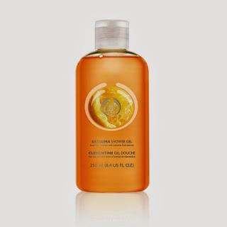 Gel de mandarina, el aroma más increíble de The Body Shop