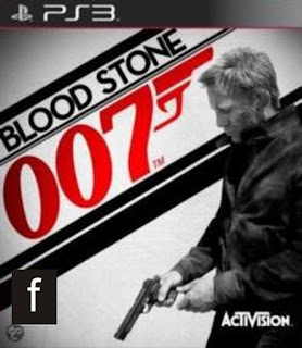 James Bond 007 - Blood Stone - PS3