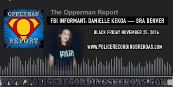 LISTEN: THE OPPERMAN REPORT—FBI INFORMANT DANIELLE KEKOA INTERVIEW: JONBENET RAMSEY MURDER