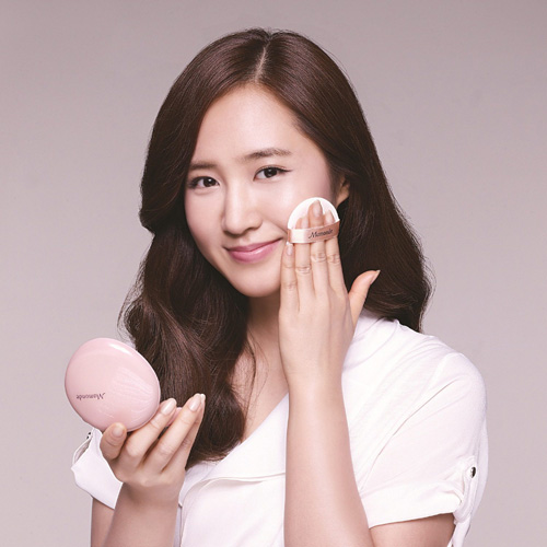 [PICTURE] SNSD Yuri Promotion for MAMONDE