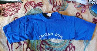 t-shirt yarn remnant