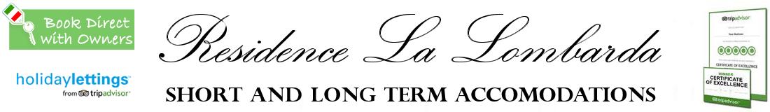 La Lombarda Short Let  Apartments Stresa