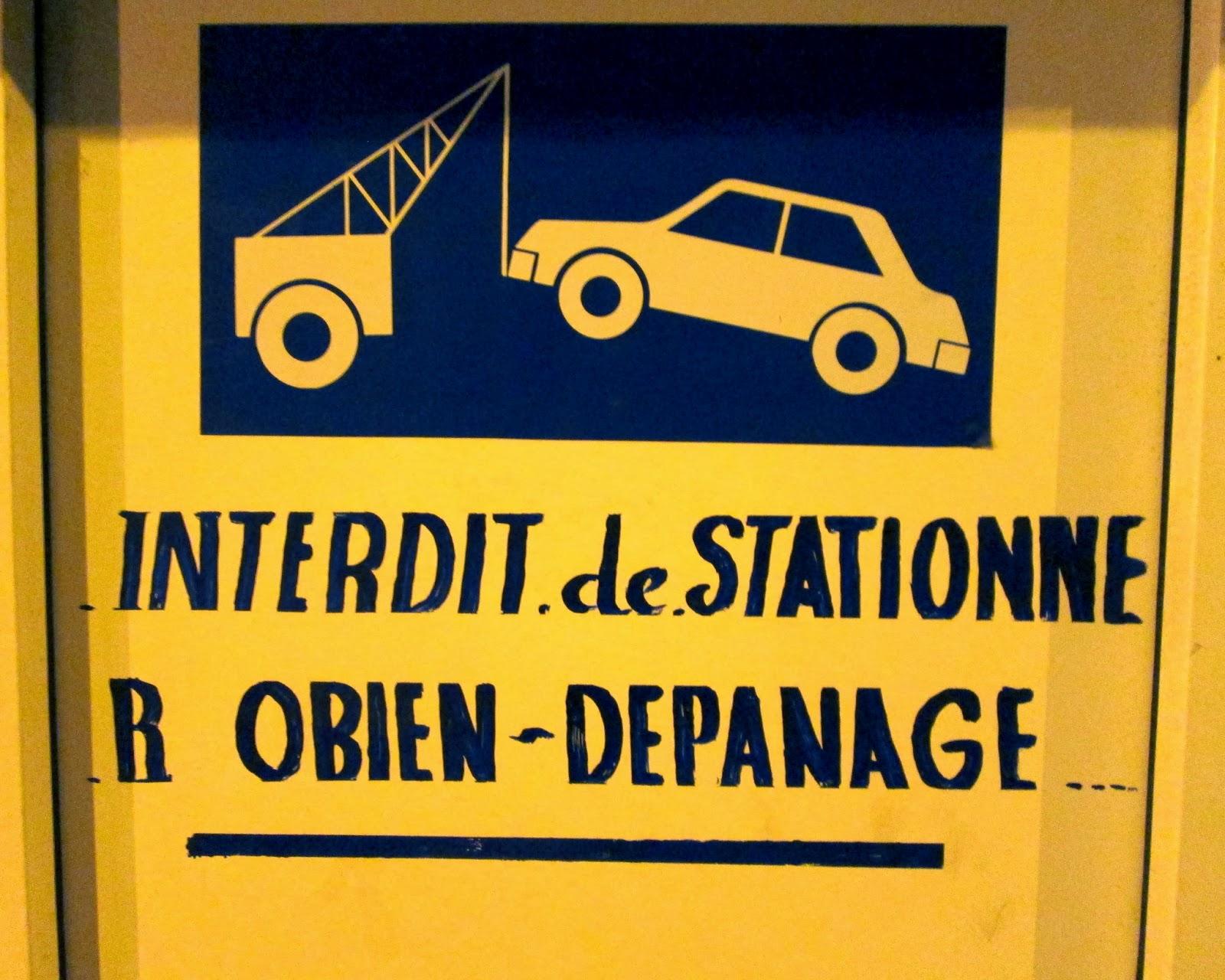 Brussels plan b traduction interdiction de stationner - Interdiction de stationner ...