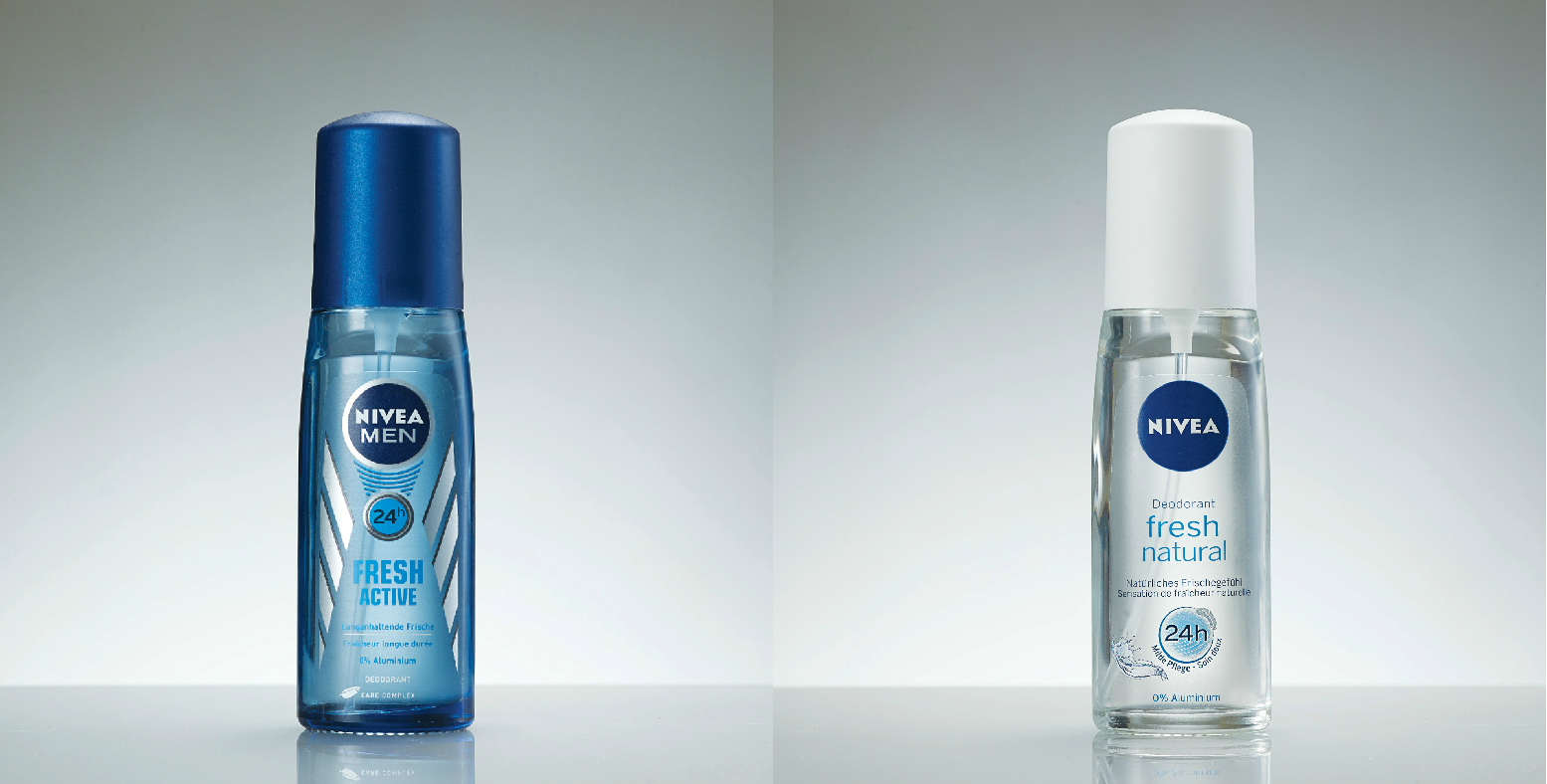 PR:Nivea Fresh Active and Fresh Natural Deodrants