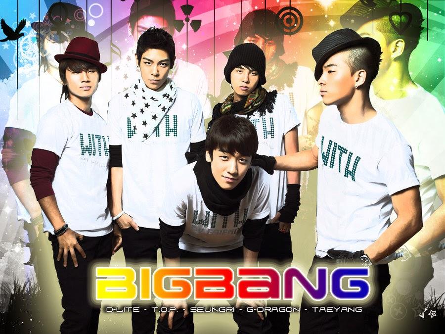 Tiểu sử Big Bang