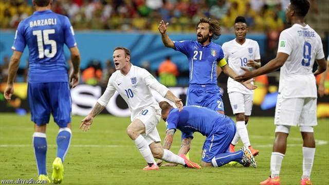الأوروغواي وإنكلترا في مباراة نارية وكولمبيا تواجه افيال ساحل العاج