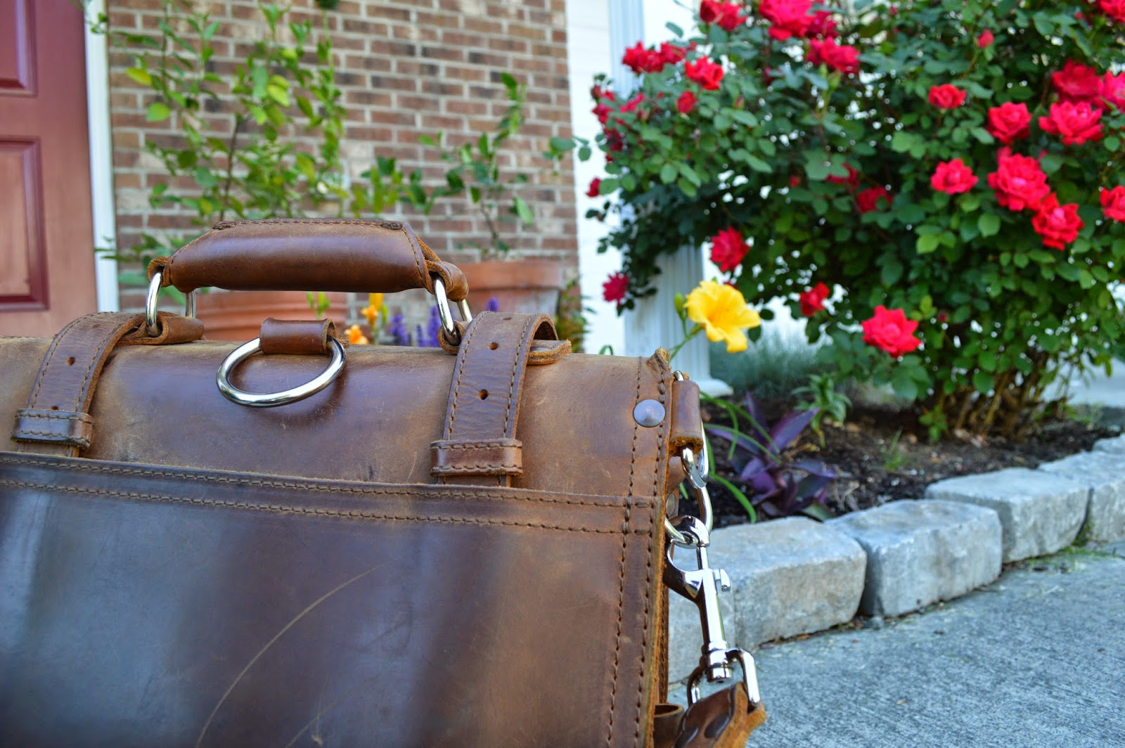 Saddleback Leather Classic Briefcase Medium