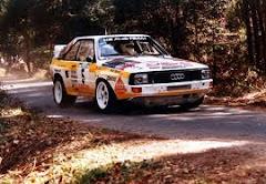 Audo Sport Quattro Gr: B 1985