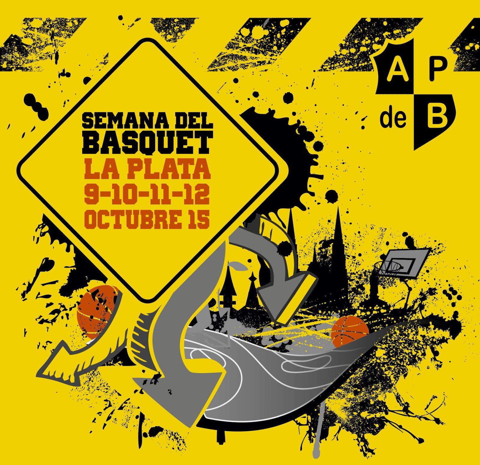 Semana del Básquet en La Plata