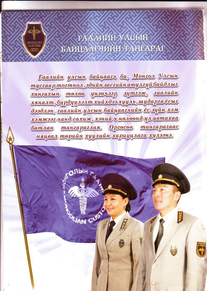 Монгол дээд сургууль