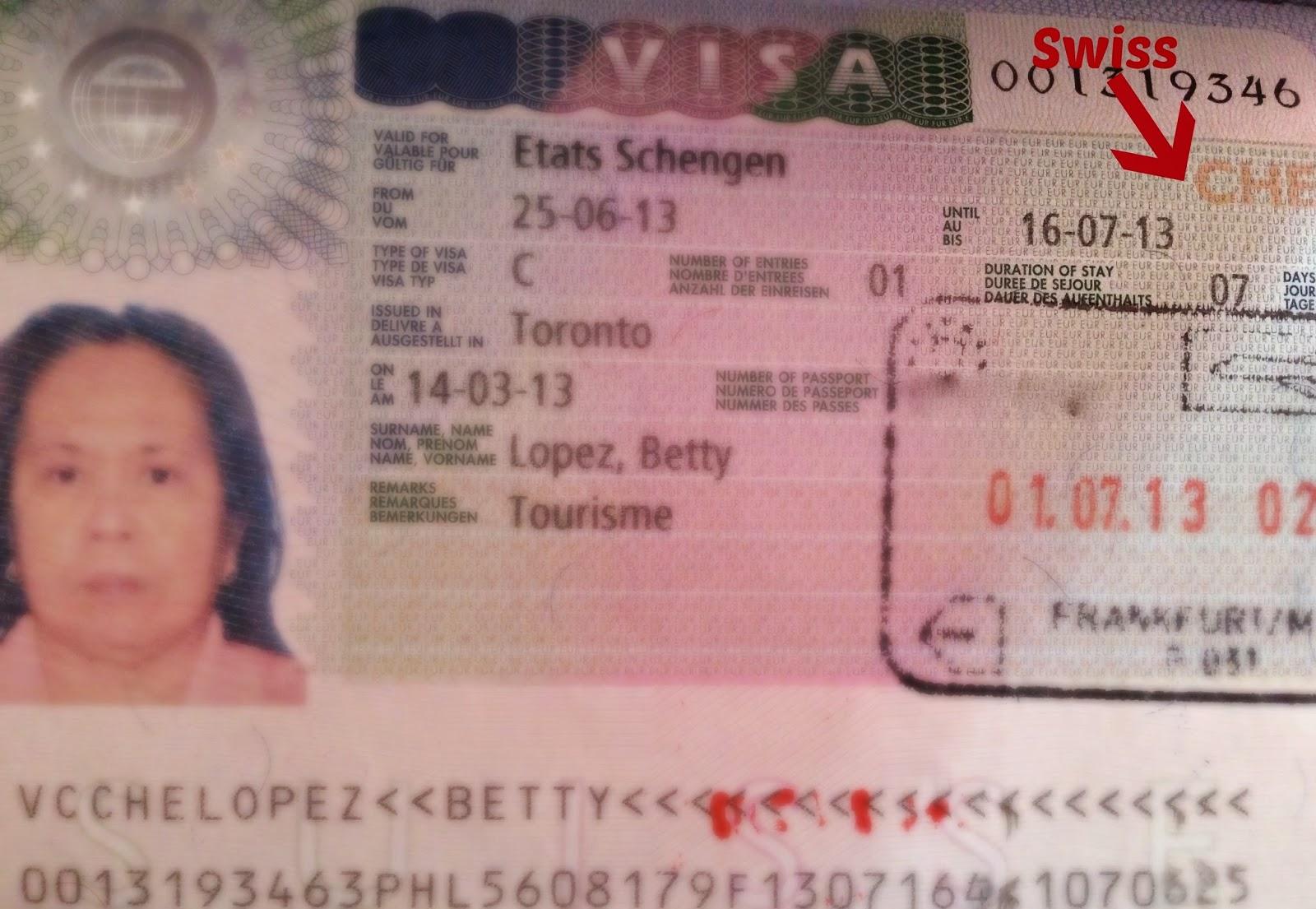 is sweden part of schengen visa