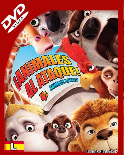 Animales al Ataque [DVDRip] [Latino] [MG-FD]