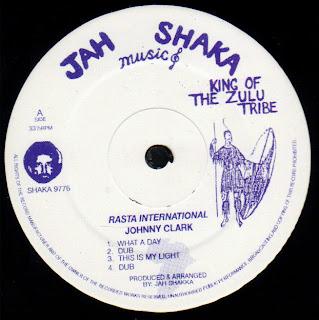 Johnny Clarke - Rasta International