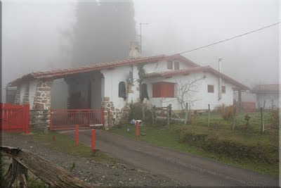 Casa del Guarda en Exkax