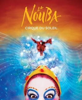 La Nouba Cirque du Soliel Disney