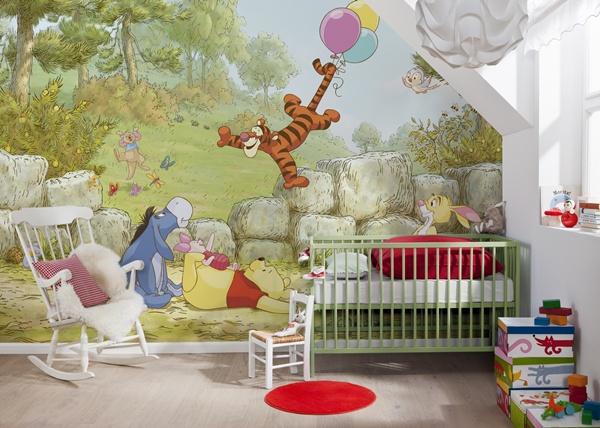 Papel pintado fotomurales infantiles disney komar for Fotomurales infantiles