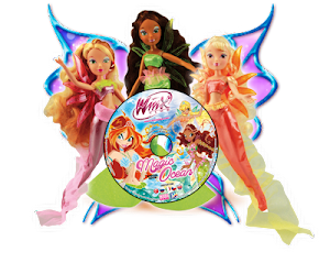 Nuevas muñecas Winx Club Magic Ocean de Witty Toys
