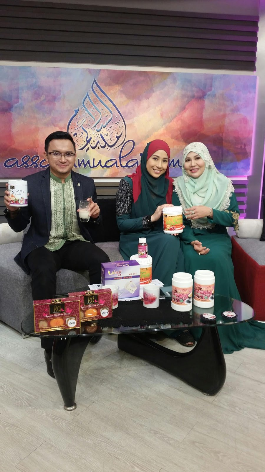 Live TV Hijrah 25.10.2015