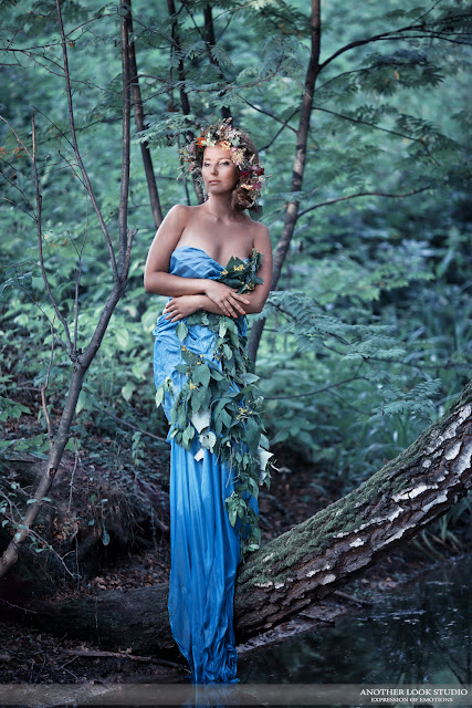 красивые фотографии в лесу