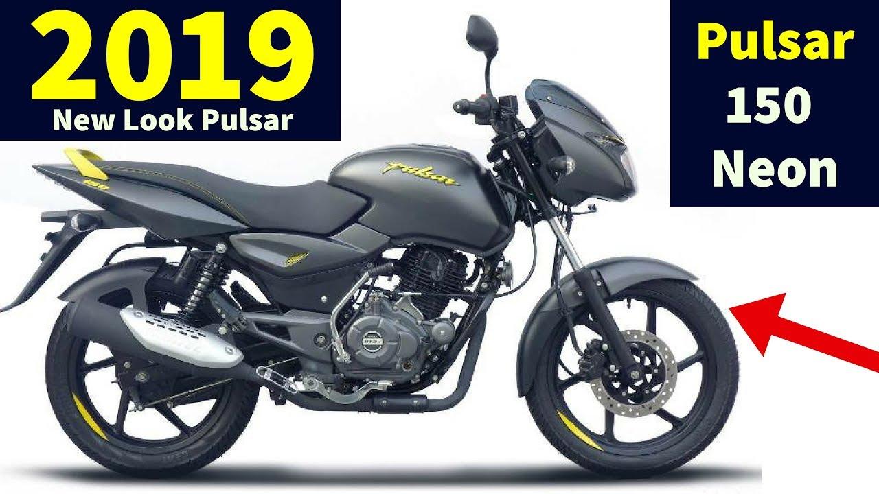 New 2018 Bajaj Pulsar 150