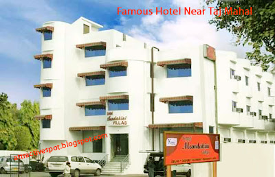 Hotel near Taj Mahal
