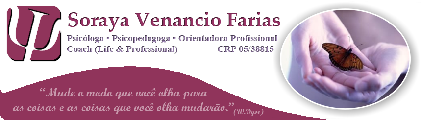 Soraya V. Farias - Psicóloga