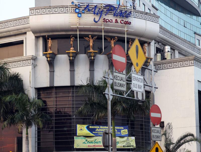 My Place Spa Jakarta