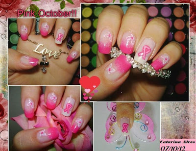 unhas decoradas catarina cancer de mama1