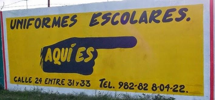 UNIFORMES AQUI ES