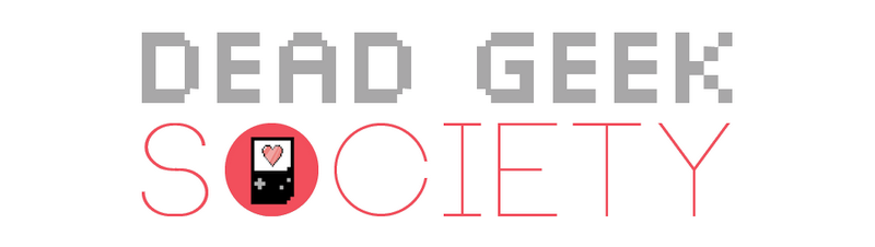 DEAD GEEK SOCIETY