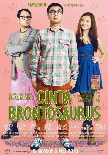 Film Cinta Brontosaurus 2013 Bioskop