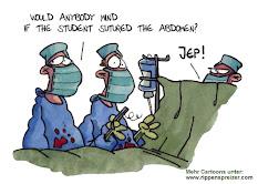 كاريكاتيرات طبية