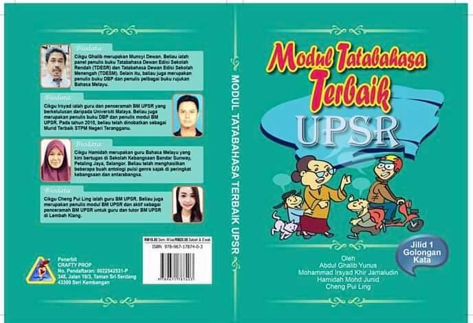 MODUL TATABAHASA TERBAIK UPSR (MOTATU)