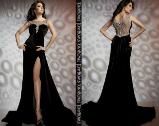 Vestidos Tony Bowls Collection 2012