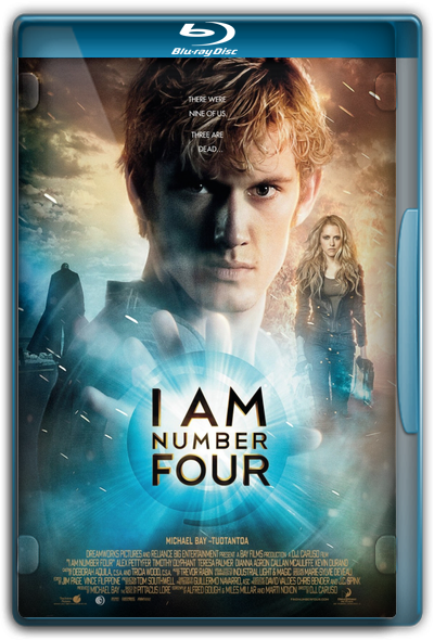 I am Number 4 2011 Dual Audio BRRip 720p
