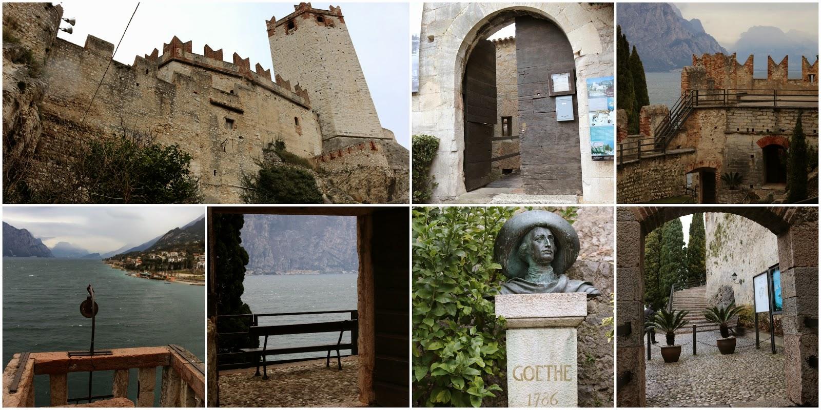 Italien, Gardasee, Wein, Olivenöl, Custoza, Skaligerburg, Monte Baldo, Malcesine, Aqualux Hotel, Bardolino, Goethe
