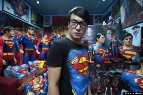 Superman Fan Has 16 Years Of Plastic Surgery To Look Like His Icon