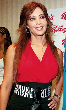maritere braschi conductora de talk show