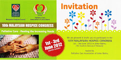 10th Malaysian Hospice Congress 2012