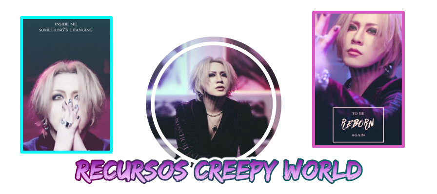 ♣『Recursos Creepy World』☯