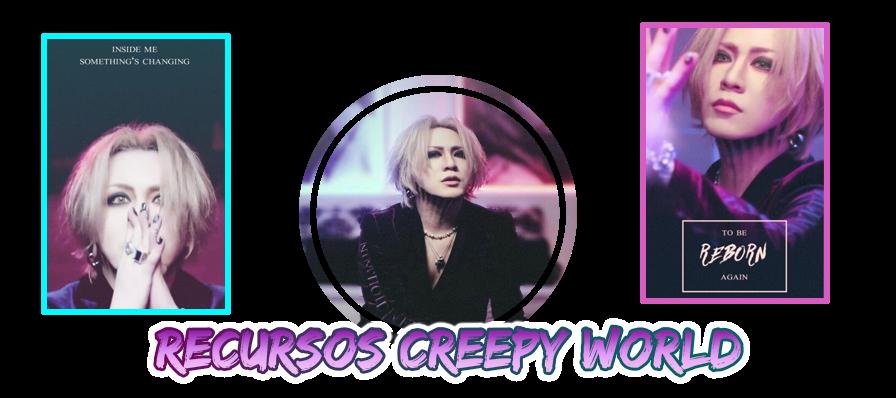 ♣『Recursos Creepy World』☯